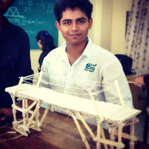 Bridge making. Constro D'Fice. Prajyukktam Dbcet Adbu