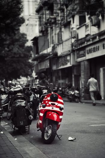 street view of Shanghai. Streetphotography Discover Your City Taking Photos From My Point Of View Eye4photography  Check This Out Open Edit Popular Photos Starting A Trip Traveling Urban City Cityscapes Street Streetphoto_bw The Street Photographer - 2016 EyeEm Awards Colour Of Life