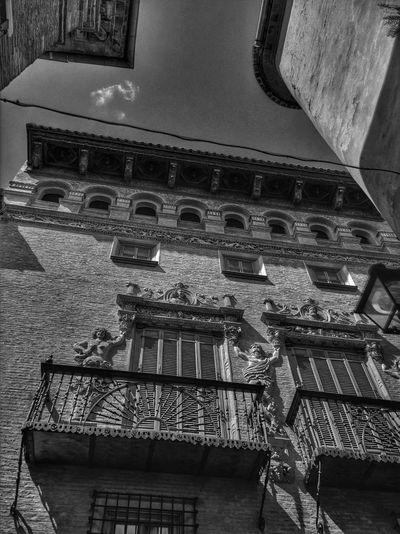 La Casa del Almirante Monochrome Streetphotography EyeEm Best Shots Black And White