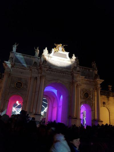 Nancy♥ Saint Nicolas Architecture Nightlife Arts Culture And Entertainment EyeEm Ready