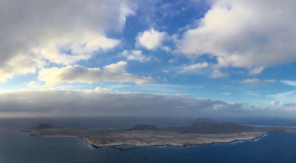 Isla La Graciosa Mirador Scenic Island