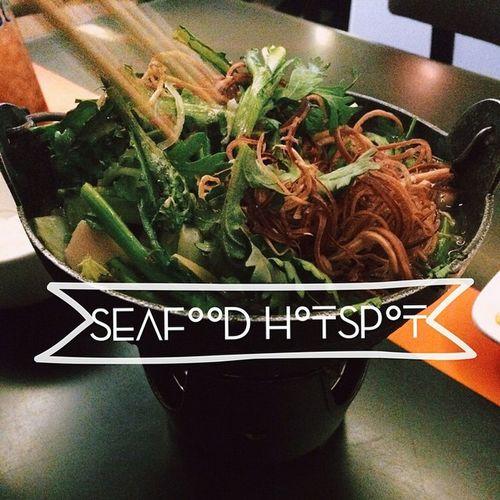 Toàn rau 😞😞😞 Tebo Seafoodhotspot