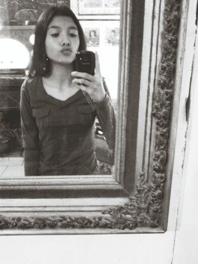 Blackandwhite Me Ugly