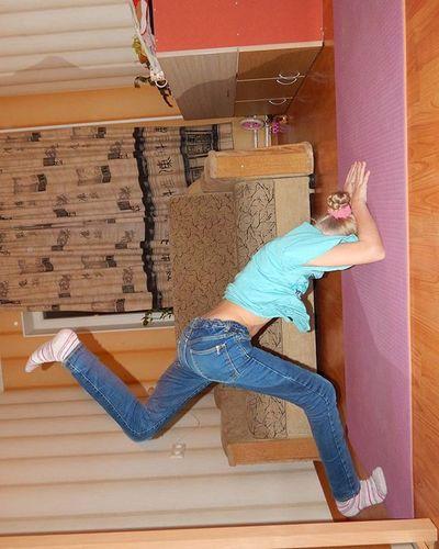 Better look twice... 😊 Girl Gymnastics Upsaidedown People Better Look Twice Showcase: January Things I Like