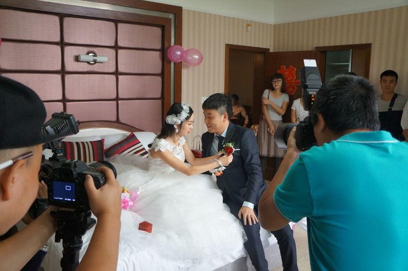 Bride Chinese Chinese Weeding