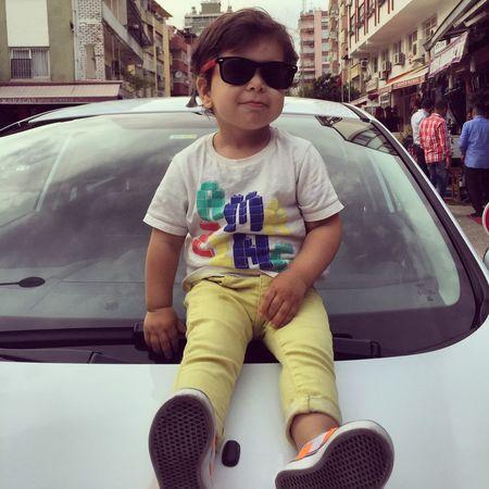 Hello World Mybaby❤ Baby çocuk Cool Cool Kids Karizma Rayban Model