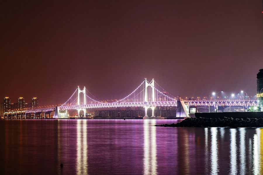 In Busan Goodnight Night View