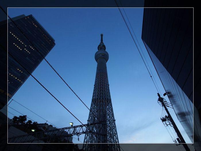 2016.11.20 東京スカイツリー