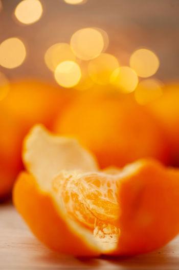 Defocused Fruit