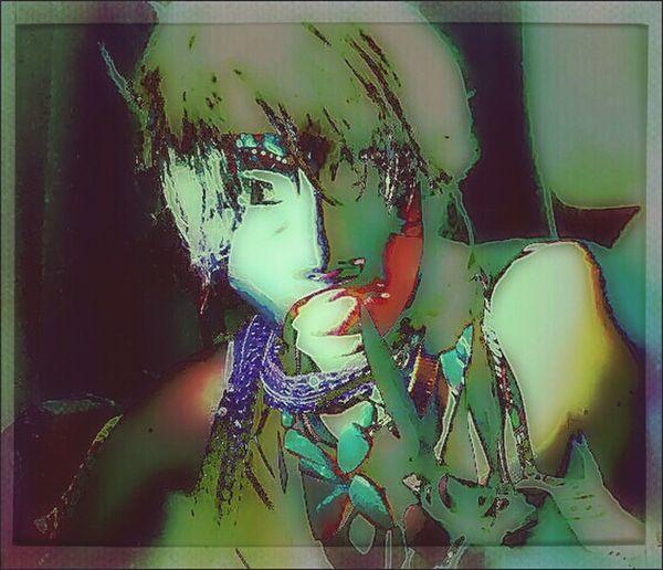 Playing Dress Up My Many Faces That's Me Jedininja Edit'd Ellis:D