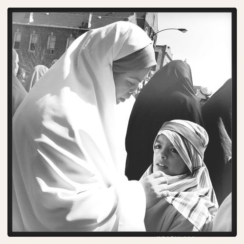 Blessed Mother Blackandwhite Finding The Next Vivian Maier Streetphotography Photojournalism