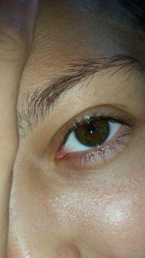 Taking Photos eye shot Eye Color Enjoying Life Close Up (: beautiful color eye