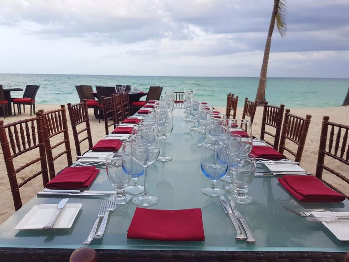 Bahamas Dinner