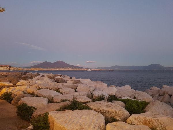 Sua Maestà il Vesuvio Panorama Napoli Campania Napoli ❤ Sunset Outdoors Desert Nature Landscape Tranquility Sand Sea Beach Water Scenics Sand Dune