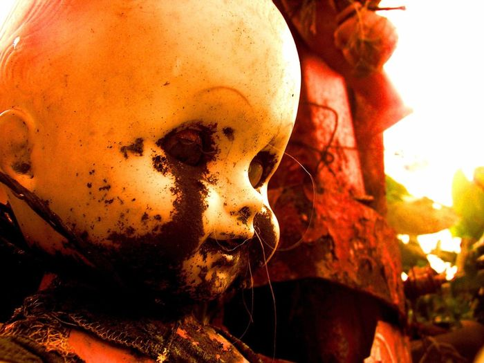 Death Doll Doll Photography Close-up Single Object Extreme Close-up No People Costa Rica Toy