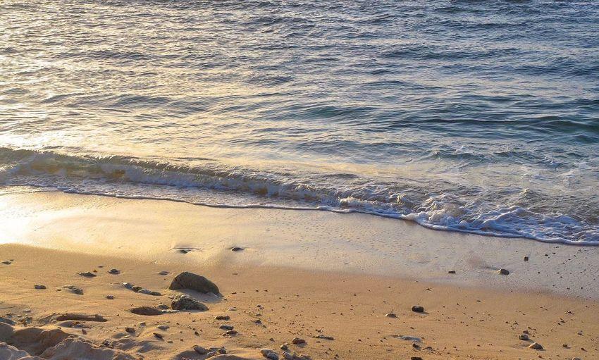 Piti Beach, Guam Beach Wave Sea Nature Water Outdoors Beauty In Nature