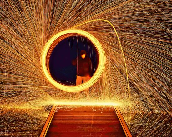 Nikon_photography Ig_steelwool Nikonphotography Streetphotography Real People Men Photography Illuminated SPAIN Lifestyles Stronger Steelwoolphotography Steelwool Lanadeacero Firephotography Long Exposure Fire Outdoors Water Only Men