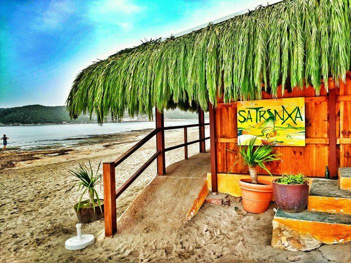 Sea Beach Sand Travel Destinations Outdoors Satrinxa Vacations Day Ibiza Taking Photos Love Enjoying Life Tourist Attraction