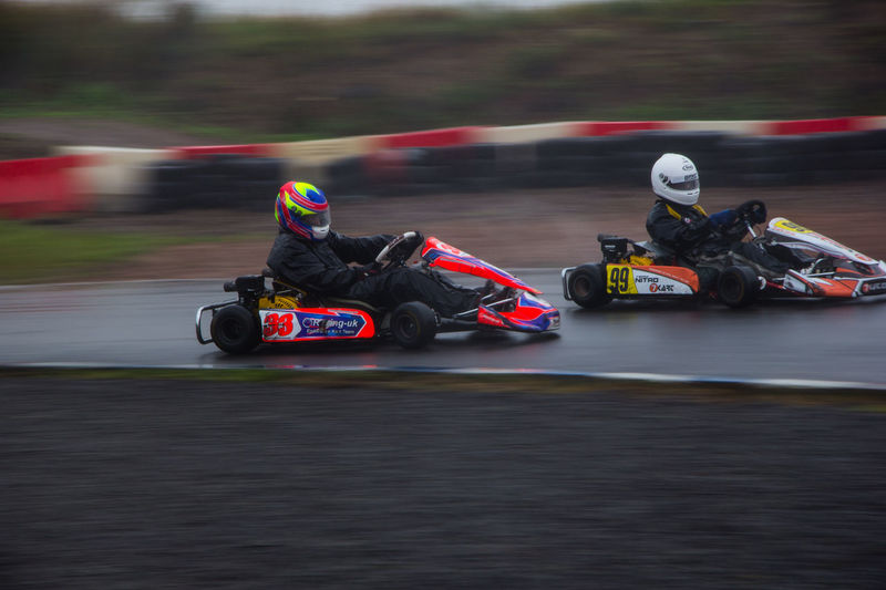 E.S.K.C Pro Kart Scottish ProKarts Auto Racing Blurred Motion Competition Competitive Sport Day Go Kart Go Kart Racing Go Karting Land Vehicle Mode Of Transport Motion Motorsport Outdoors Racecar Real People Skill  Speed Sport Sports Clothing Sports Race Sports Track Transportation