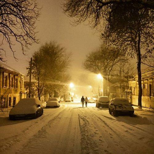 Не знаю, мечтают ли Ивановы побывать в Иваново, но Черкасовы в Новочеркасске - мечтали. И здесь сказочно-волшебно-заснеженно ⛄