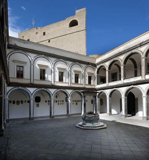 Architecture Certosa Di San Martino Chiostro Dei Procuratori Cloister EyeEmNewHere Naples, Italy No People Renaissance