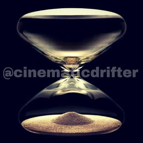 My Hourglass of Time Is At Its End Early TONIGHT... A Rarity For Me. Good Night IG FAM NoVampLifeTonight Bed Rest Sleep Gone