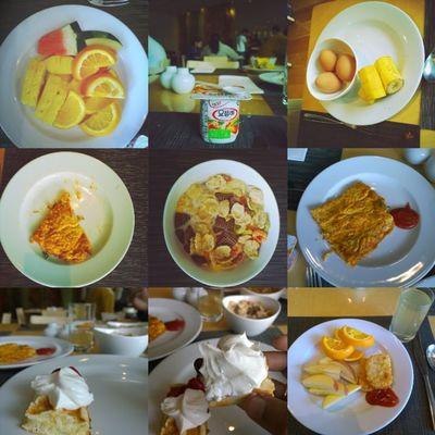 Ihithro Southkorea Breakfast