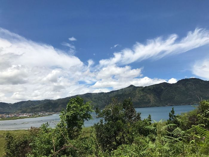 What A Beautiful Place with the clear blue sky and fresh air. I'm in love for this place. Takengon (22.09.17) By ITag View By ITag A Place By ITag Nature By ITag No Filter By ITag