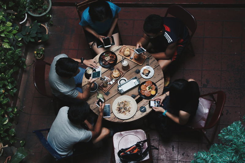 -anti social social club- Coffee - Drink Indoors  High Angle View Photography Getting Inspired Passion For Photography Getting Creative Natural Lighting EyeEm Best Shots Coffee Shop On The Table Ready-to-eat Foodphotography
