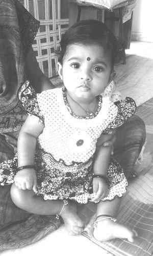 Chinnari Childhood Photo First Eyeem Photo