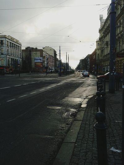 Taking Photos PhonePhotography Street Lodz Streetphoto