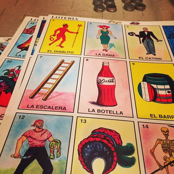 Photographic Memory Loteria My Mexican Heritage Love EyeEm Best Shots Family This game reminds me of fun, family, food, music, drinks and love.