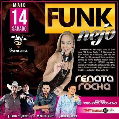 SABADO.14 A CHAPA VAI ESQUENTAR...VEM que vai ter FUNKNEJO na VACA LOCA com RENATA ROCHA uh tá querendo, uh tá querendo, uh tá querendo vai ser top !!! SóVem Renatarocha Funknejo Sabadoediadevacaloca Curta 👇 Acre Fest Eventos Siga 👉 @acrefesteventos Drink Emusic Dj Party Music Fun Love Saturday Kids Friends Happy Norte Brasil Acre Riobranco Estado
