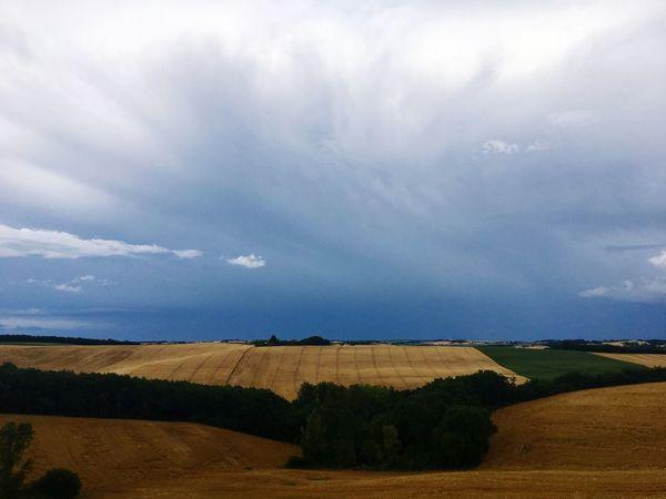 Cloud - Sky Landscape Sky Beauty In Nature Tarn Occitanie