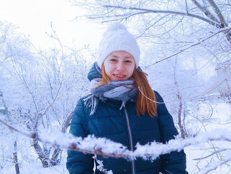 Вика;) People Snow Streetphoto Deepfreeze Holidays Happy People Winter Winter Wonderland Russia Ulan-Ude