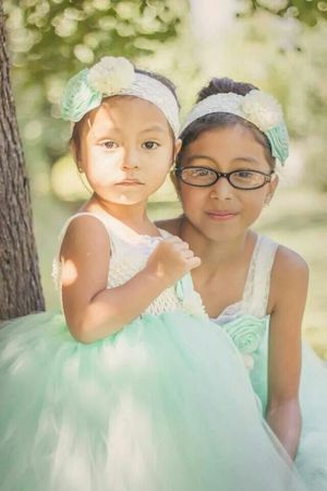 My two lovelies!! looking amazing??? Mint Mintwedding Flowergirl Cuties FAB Amazing Lovelies Photography Toddler