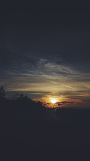 Nature Sunset Sky No People Cloud - Sky Outdoors Silhouette Beauty In Nature Nikond3200 Lithuania Naturephotography EyeEmNewHere Lithuania Nature PhonePhotography Nature Photography Vscolithuania Vscocam Followforfollow Nikonphotography Nikon F4F Followback Follow4follow VSCO Tumblr Colour Your Horizn