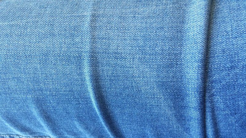 Jeans Clothing Texture Photo Textile Bluejean