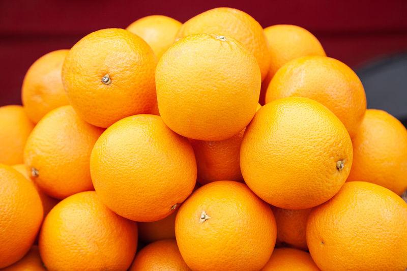 Oranges on