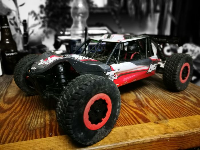 My losi scbe (rc car) Car Close-up Motorsport First Eyeem Photo
