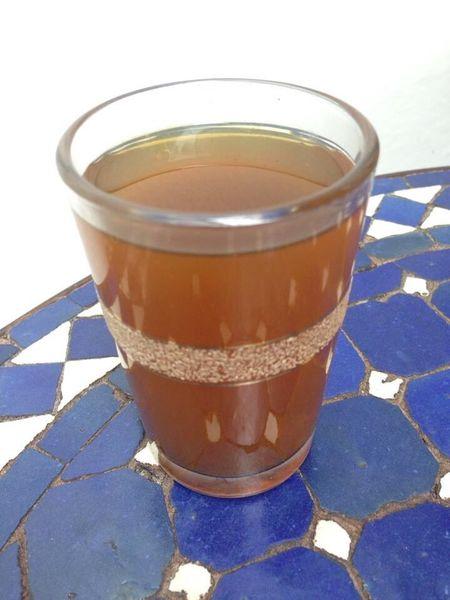 Thé à La Menthe Mint Tea Mosaic Paris ❤ By Cathy Badi