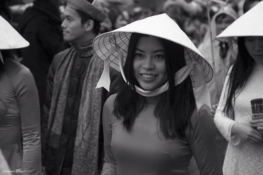 Nouvel An Chinois 2016, Paris 13e. Chinese New Year Paris Nouvel An Chinois Portrait Woman Chinese New Year 2016