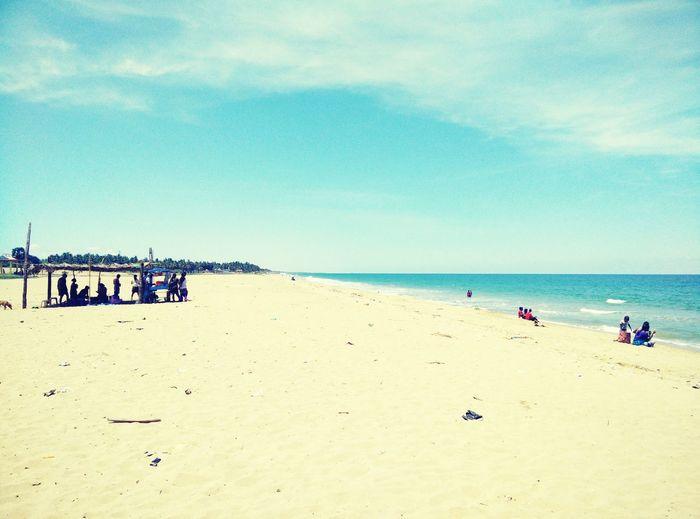 Seashore Beach