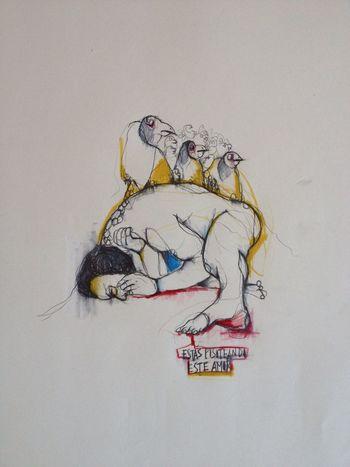 ...estas pisoteando este amor... El Túnel de Sabato. www.algunasplantasraras.com. www.fsguarch.com