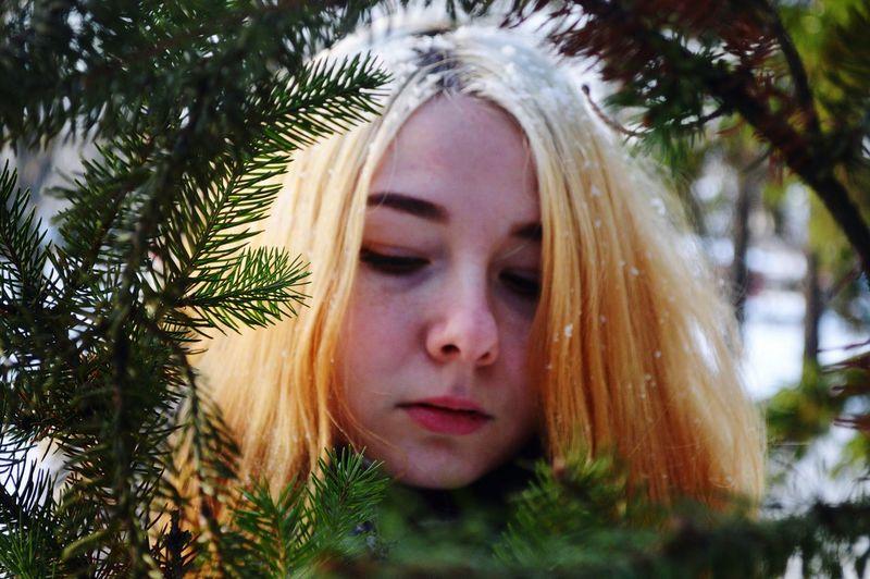 #зима #чудеса Beautiful Woman Day