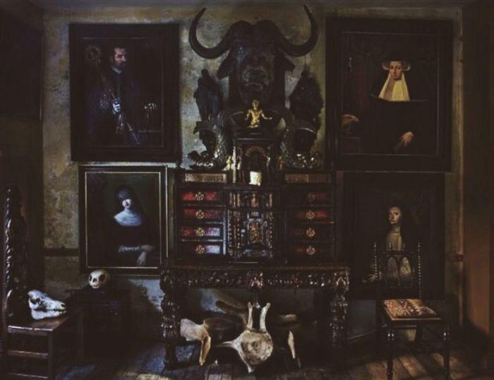 Abandoned MuseumsArt Interiors