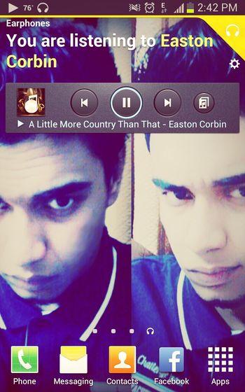 Boredom Listening Easton Corbin Relaxing