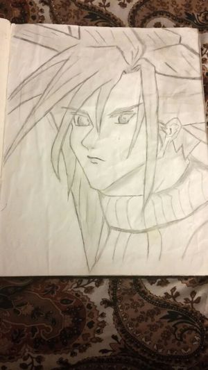 pg. 2 of Demi's Sketch Book Art My Drawing Anime Drawing