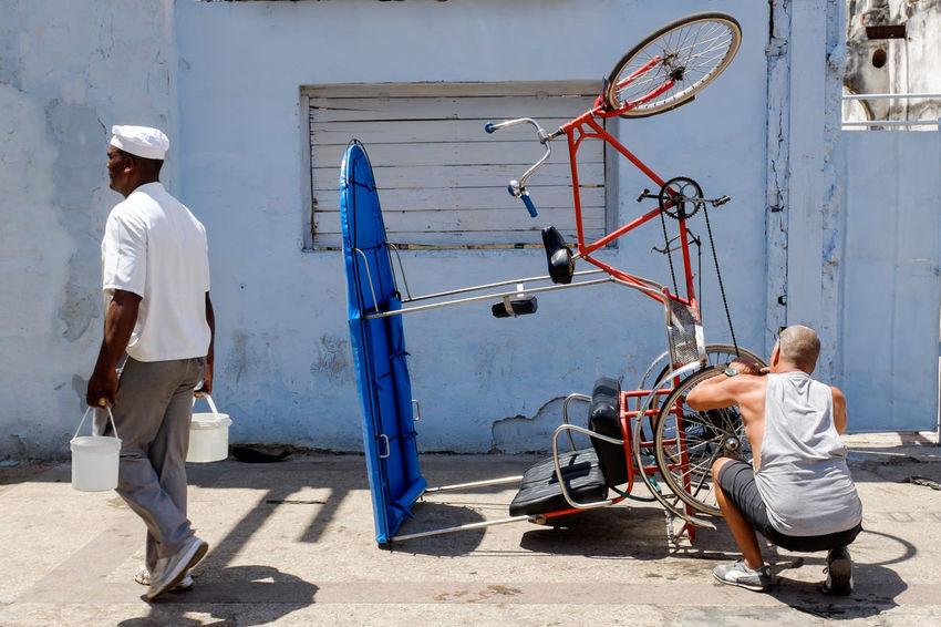 Streetphotography Street Photography Havana Cuba Pedicab The Street Photographer - 2016 EyeEm Awards Feel The Journey