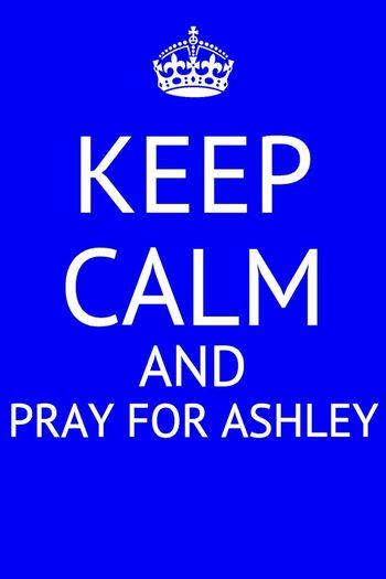 Pray For Ashley